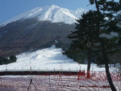 桝水高原スキー場