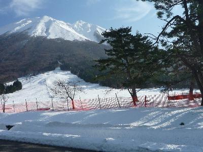 桝水高原スキー場2